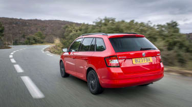 It's Skoda's third attempt at a load-lugging supermini.