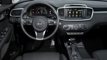 Kia Sorento 2.2 CRDi KX-4 auto - dash