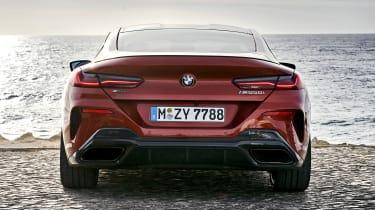 BMW 8 Series - full rear static