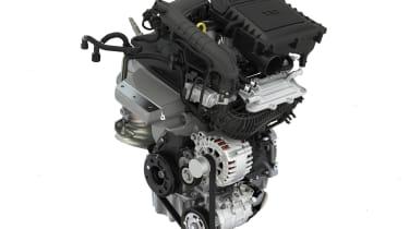 Skoda Karoq - engine