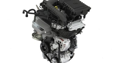 Skoda Karoq - engine