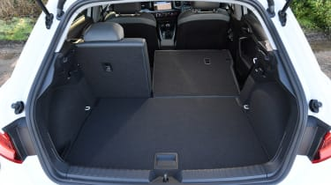 Audi A1 Citycarver - boot