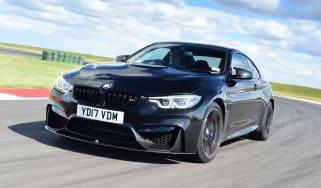 BMW M4 - front