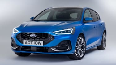 Ford Focus ST Line - front static