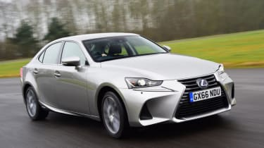 Lexus IS - Best cars under £300