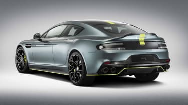 Aston Martin Rapide AMR - rear