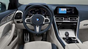 BMW 8 Series Gran Coupe - dash