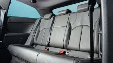 SEAT Leon Cupra - rear seats