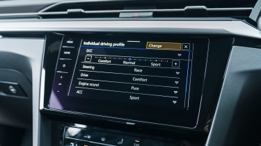 Volkswagen Arteon R Shooting Brake - infotainment
