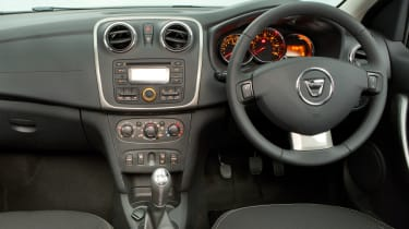 Used Dacia Logan MCV - dash