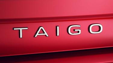 Volkswagen Taigo R-Line - rear badge