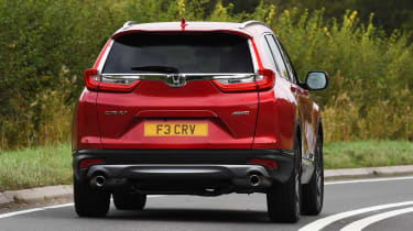 Honda CR-V - rear