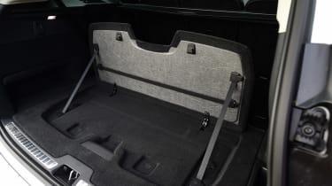 Volvo XC90 long term - boot