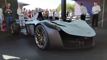 BAC Mono R goodwood