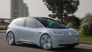 Volkswagen I.D. - front cornering 2