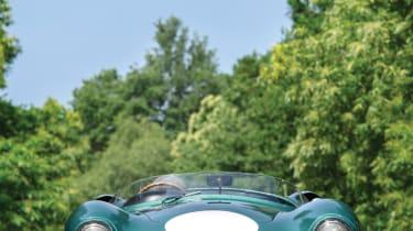 Aston Martin DBR1 - Front