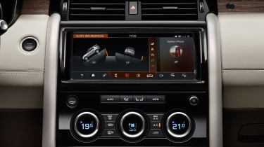 Land Rover Discovery 2017 - official incontrol touch pro 2