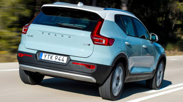 Volvo XC40 SUV - rear