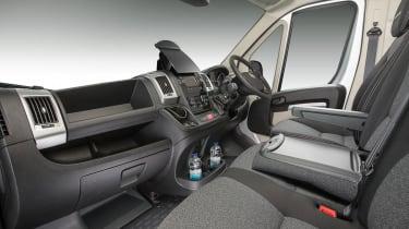 Fiat Ducato 2014 interior