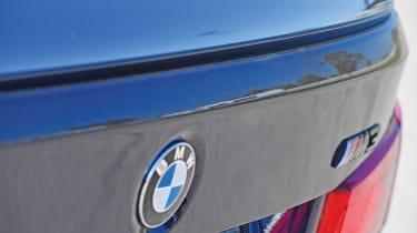 BMW M3 - badge