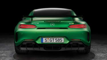 Mercedes-AMG GT R - full rear studio