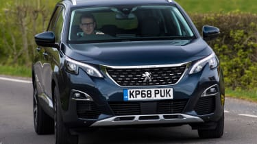 Peugeot 5008 - best 7-seater cars