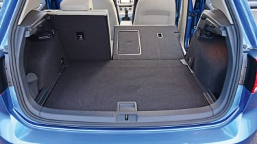Volkswagen Golf - boot