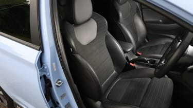Hyundai i30 N - seats