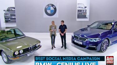 Social Media Campaign of the Year 2017: BMW