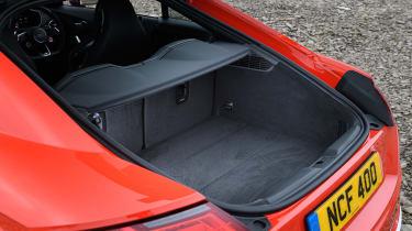 Audi TT RS 2016 - boot
