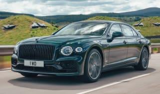 Bentley Flying Spur Hybrid - front