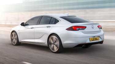 New Vauxhall Insignia Grand Sport - rear