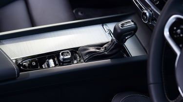 Volvo S60 - transmission