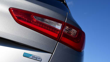 Kia Optima PHEV - tail light
