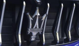 Maserati Levante - Maserati badge