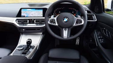 BMW 3 Series long termer - first report dash