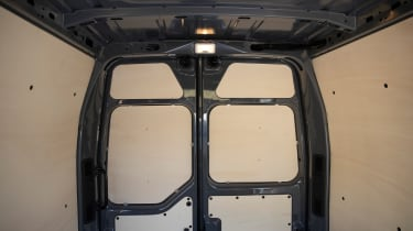 2019 Renault Master load area