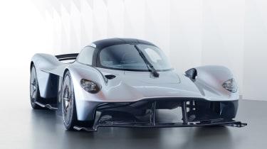 Aston Martin Valkyrie - front