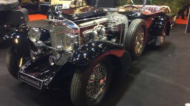 "Mercedes-Benz Type SS ""Sports Tourer"" - Retromobile"