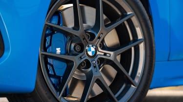 BMW 118i - wheel