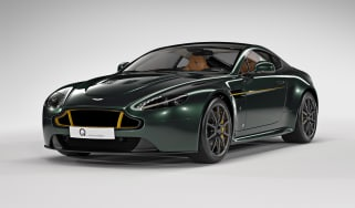 Aston Martin V12 Vantage S Spitfire 80 - front