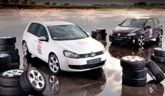 Tyre Test 2011