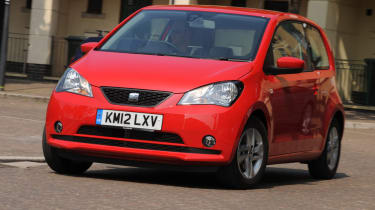 Best cars for under £5,000 - SEAT Mii