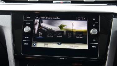Volkswagen Arteon eHybrid - infotainment