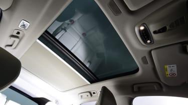 Volvo V90 used guide - sunroof