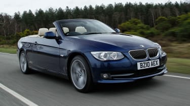 Best cheap convertibles - BMW 3 Series