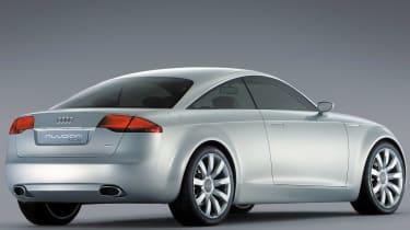 Audi Nuvolari Quattro - rear