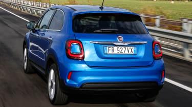Fiat 500X - rear