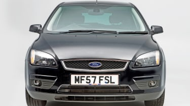 Used Ford Focus front