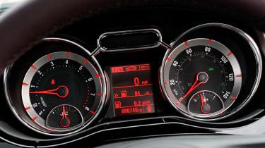 Vauxhall Adam 1.4 Jam interior